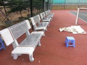 ghế đá công viên 05