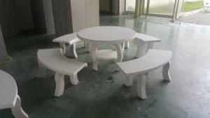 bàn ghế đá đẹp hà nội