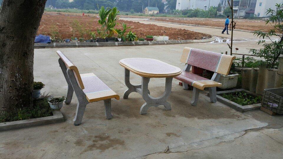 bàn ghế đá tại hà nội