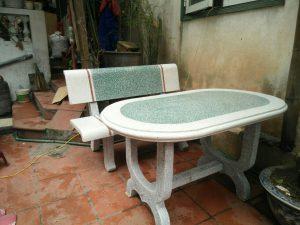 mua bàn ghế đá