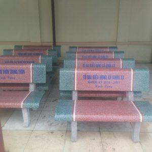 ghế đá hà nội đẹp
