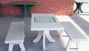 ghế đá không tựa 34