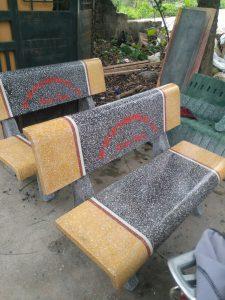 ghế đá đẹp
