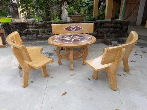 Đặc điểm của bàn ghế đá bệnh viện – Những điểm khác biệt