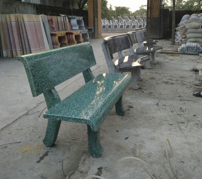 ghế đá công viên rẻ đẹp
