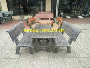 mua bộ bàn ghế đá 19