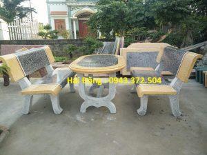mua bàn ghế đá g1