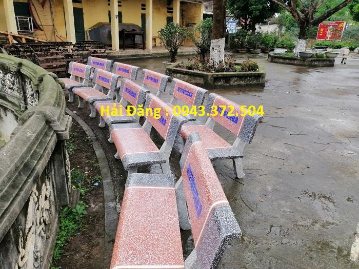 ghế đá vd2
