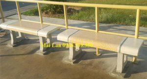 Bán ghế băng công viên giá rẻ, khuyến mại hấp dẫn tại cơ sở sản xuất Hải Đăng